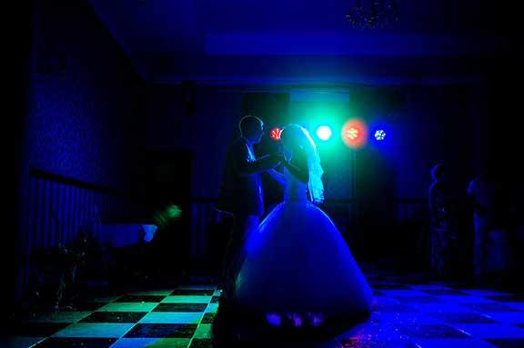 Licht- & Lasershow DJ Bechi